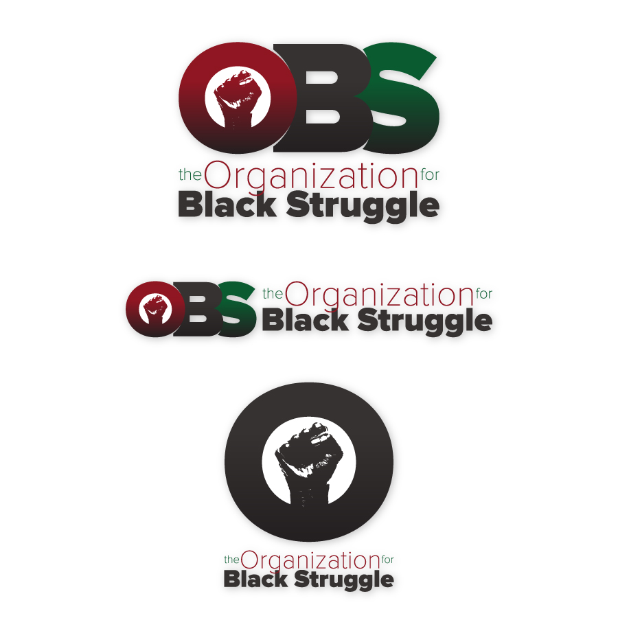 // The Organization for Black Struggle Corporate Identity