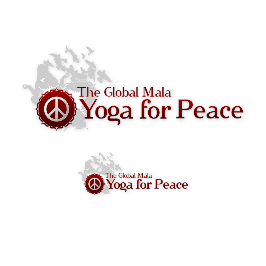 // The Global Mala Yoga for Peace Corporate Identity
